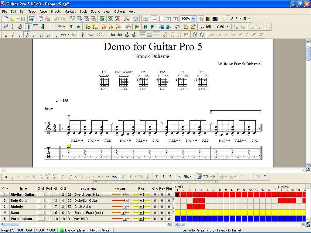скачать Guitar Pro Torrent - фото 8